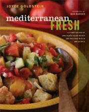 Mediterranean Fresh: A Compendium of One-Plate Salad Meals and Mix-and-ExLibrary