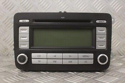 Autoradio CD - Volkswagen Golf V 5 - Rcd 300 MP3 - 1K0035186AD | eBay