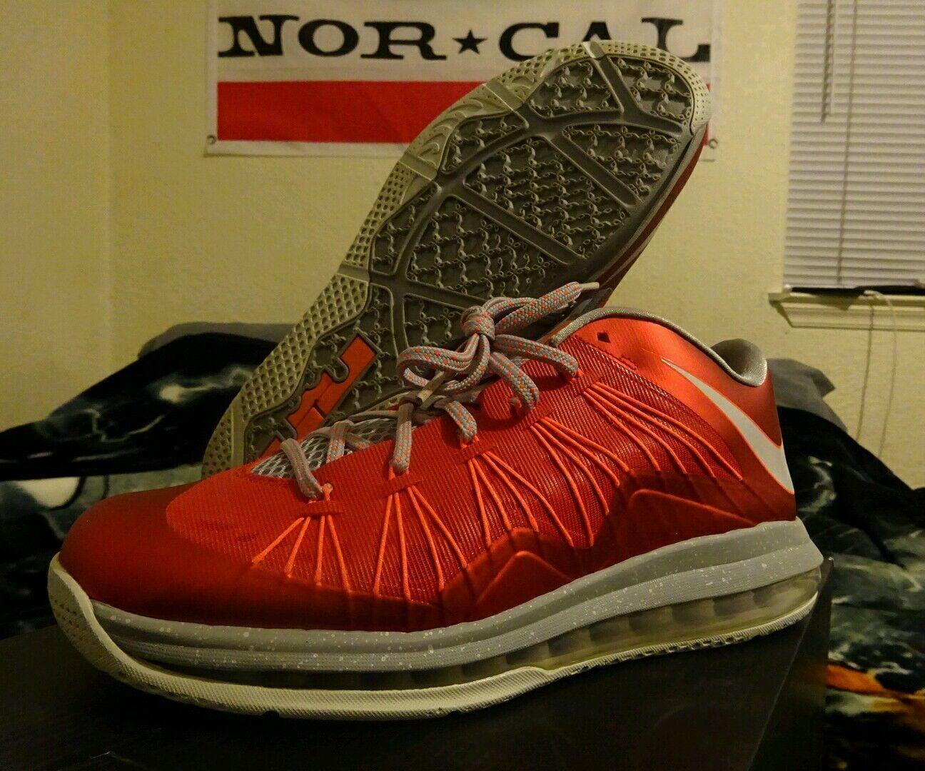 Nike 10.5 LeBron 10 low size 10.5 Nike de6330