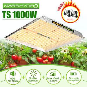 Mars-Hydro-TS1000W-LED-Grow-Light-Kits-Full-Spectrum-Veg-Bloom-Hydroponic-Panel