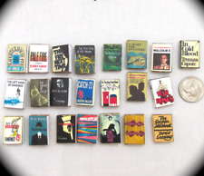 Dollhouse Miniature Toy Game 2 Packs Of Poker Length 1.5cm T11