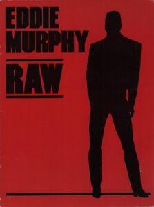 EDDIE-MURPHY-1987-RAW-TOUR-CONCERT-PROGRAM-BOOK-BOOKLET-NMT-2-MINT