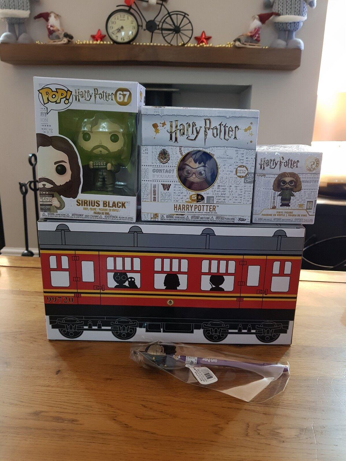 Funko Pop Harry Potter Treno Scatola di mistero-nuovo Regno Unito