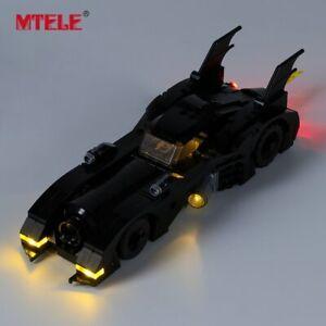LED-Light-Up-Kit-For-LEGO-40433-1989-Batmobile-Limited-Edition-Lighting-car-Set