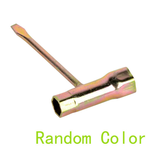 13x19mm Zündkerzenschlüssel Sechskant Kerzenschlüssel f Motorsäge Kettensäge AP