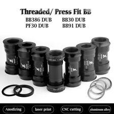 Sunlite ISIS Bike Bottom Bracket Washer//16mm IDx20mm ODx1.5mm//Black