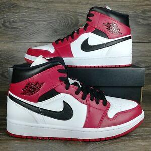 Nike-Air-Jordan-1-Mid-039-Chicago-2020-039-Sneakers-554724-173