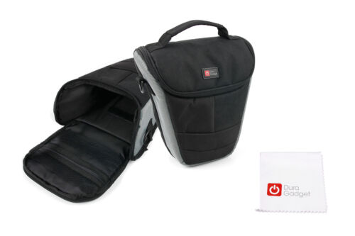 Transport-Tasche Bag mit Tragegurt für Panasonic Lumix DMC-FZ2500 FZ2000 Kamera