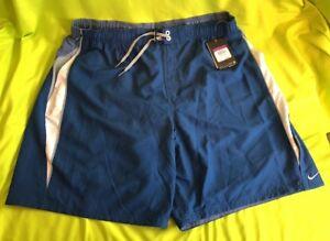 34a872866d Nike Bathing Suit Size XXL Swim Trunks Swim Suit Mens Sheds Water ...