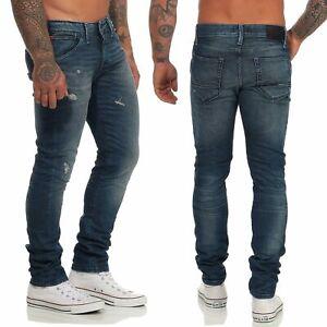 Jack-amp-Jones-Jeans-Homme-Modele-Glenn-Fox-Bl-820-Slim-Fit-Pantalon-Bleu-Fonce