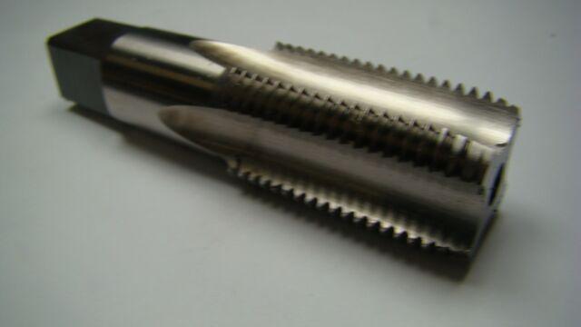 "HSS die button M2 Pipe BSP BSPT NPT 1//8/"" 1//4/"" 3//8/"" 1//2/"" RH HSS Hand Tap plug"
