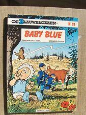 Blauwbloezen nr 24 EERSTE DRUK 1986