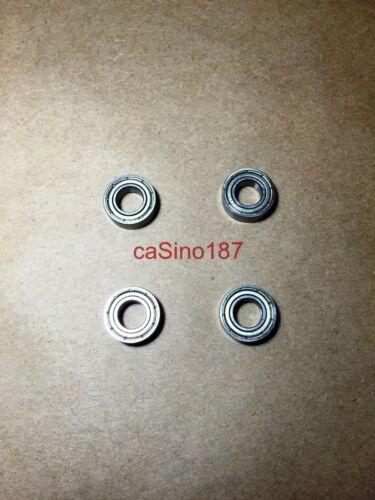 85 BV round combo blade 75 80 4 x Neato Botvac Brush Bearings 70e