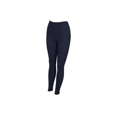 Proskins Active Boys Compression Navy Fold Over Leggings Ages 5-14 *SALE*