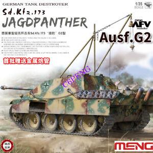 MENG-TS-047-1-35-GERMANY-DESTORYER-TANK-SD-KFZ173-Ausf-G2-JAGDPANTHER-2020-KITS