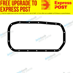 Details about 1988-1990 For Mitsubishi Lancer CA 4G15 Orion Oil Pan Sump  Gasket J