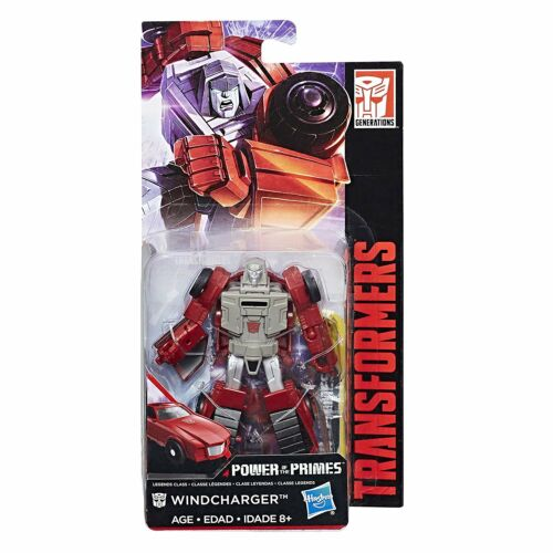 TRANSFORMERS GENERATIONS POWER OF THE PRIMES LEGENDS WINDCHAGER ACTION FIGURE