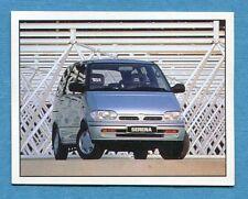 AUTO 100-400 Km - Panini -Figurina-Sticker n. 30 - NISSAN SERENA 2.0 126cv -New