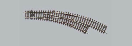 Piko H0 55228 A-Gleis Bogenweiche BWR-R3 NEU