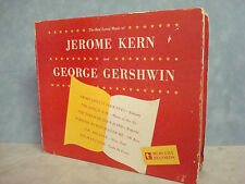 JEROME KERN AND GEORGE GERSHWIN- SMOKE GETS IN YOUR EYES/ THE TOUCH..   45 RPM