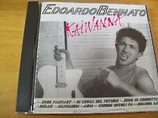 EDOARDO BENNATO KAIWANNA CD