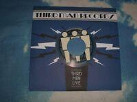 THE ALABAMA SHAKES - BE MINE TMR 7 inch Single THIRD WORLD RECORDS