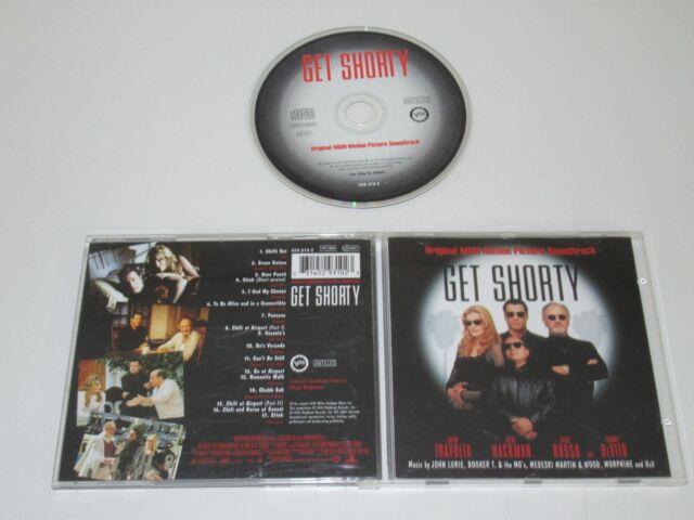 Get Shorty /Soundtrack/Various (Antillas 529 310-2) CD Álbum