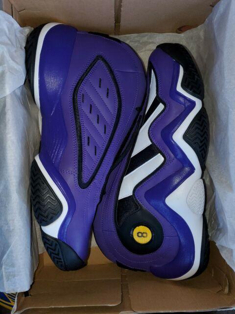 295aeb4472cd Adidas Crazy 97 EQT Elevation Kobe Bryant Purple Q33088 Size 14 US