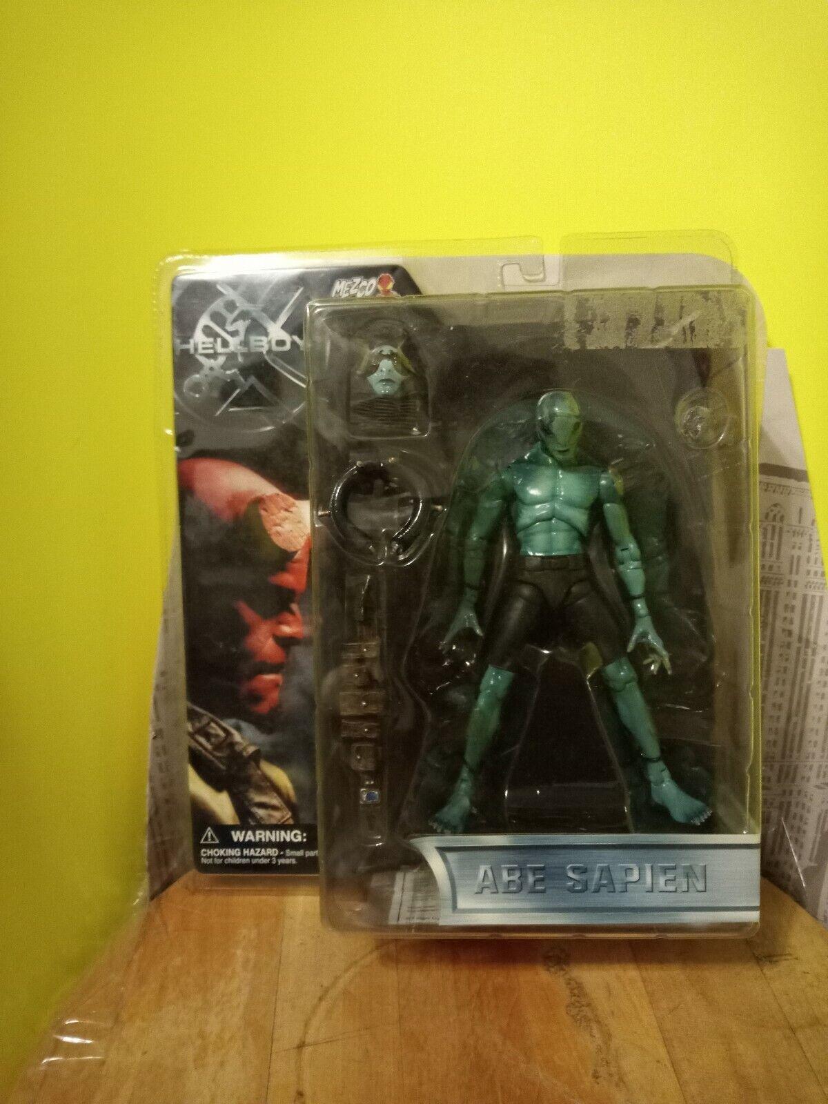 Hellboy Abe Sapien azione cifra [Hellboy] comic libros heroes collectible