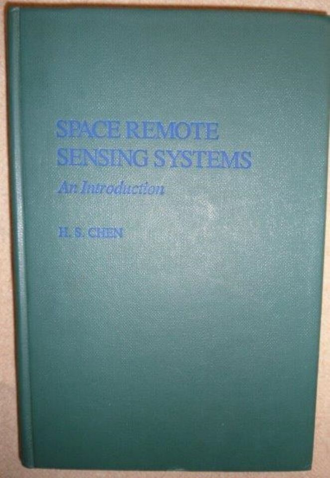 Space Remote Sensing Systems, H S Chen, emne: