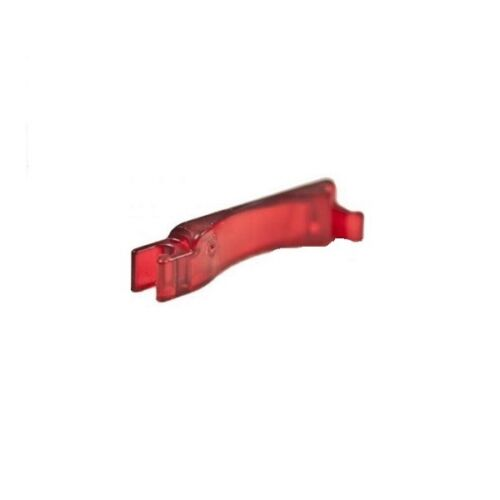 Translucent Red Victorinox Battery Cover