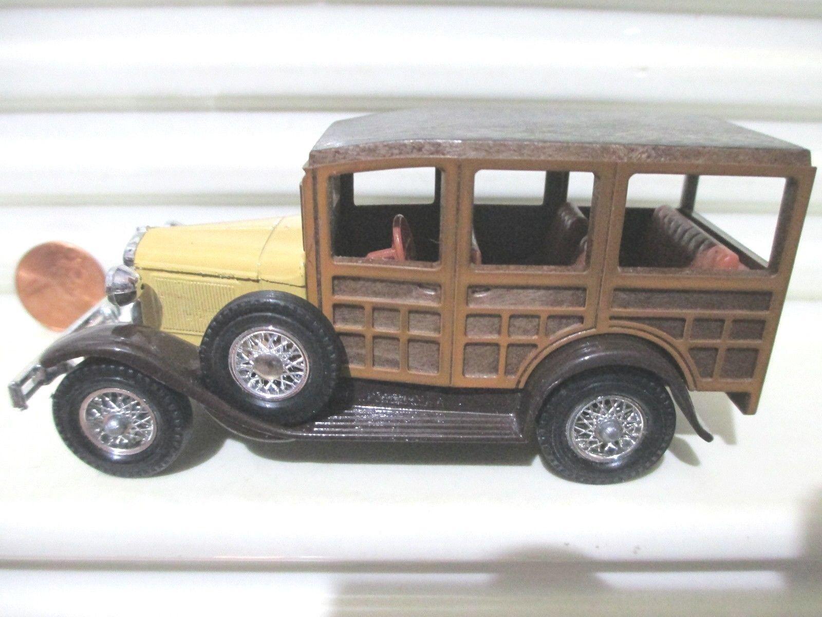 MATCHBOX YESTERYEAR préproduction Y21 modèle 1930 une Ford n'y no date noir toit