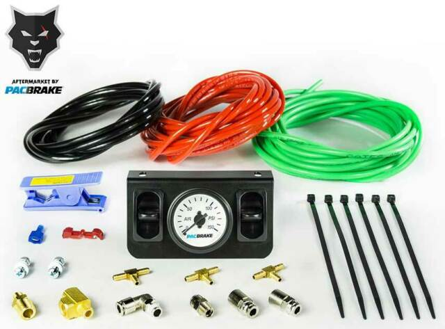 Paddle Valve In Cab Control Kit Dash Switches For Independent Activation