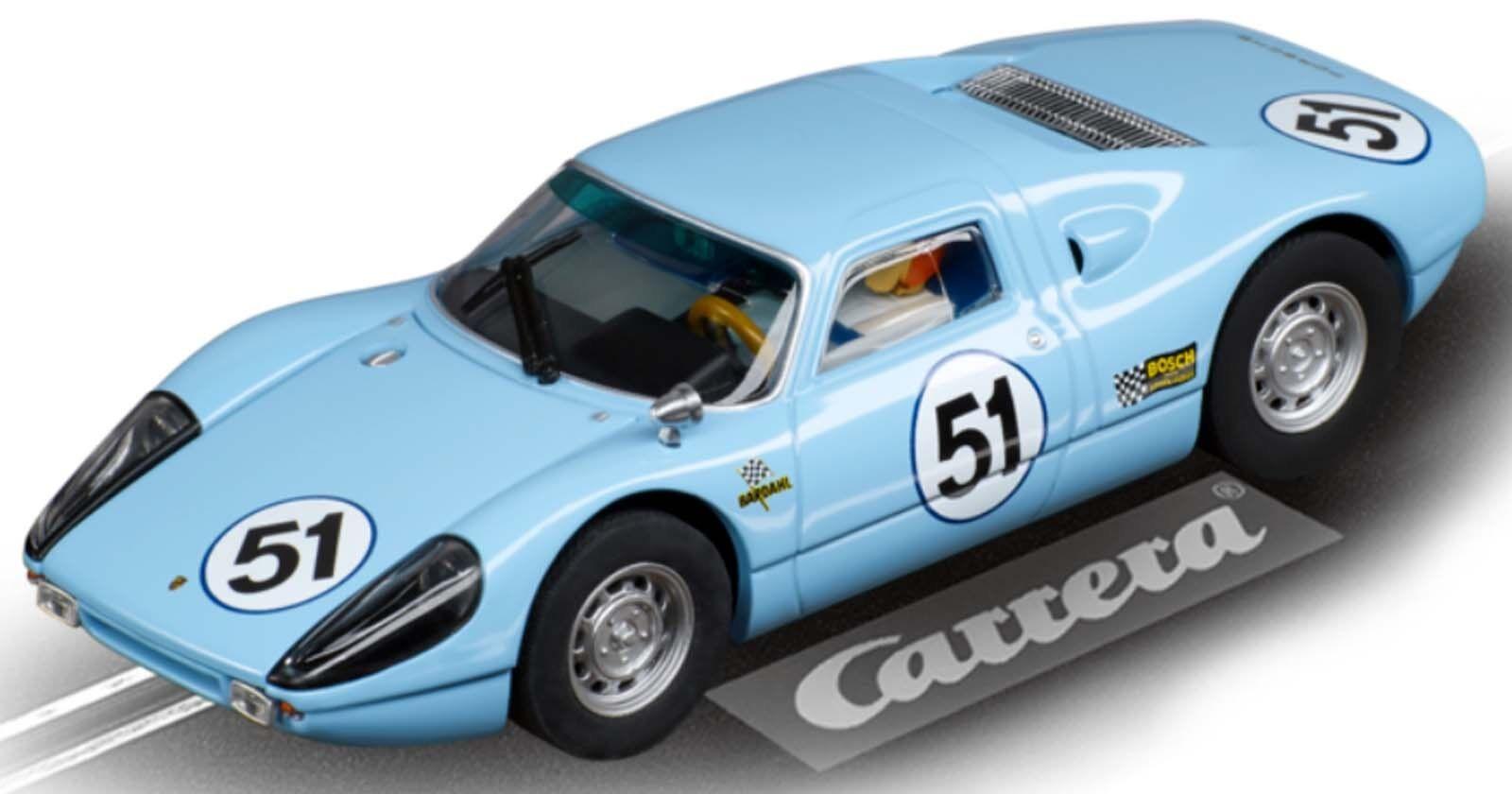 Carrera 20027459 20027459 20027459 EVOLUTION Porsche 904 Carrera GTS  No.51  1 32 NEU OVP  | Neuer Stil  7d135a