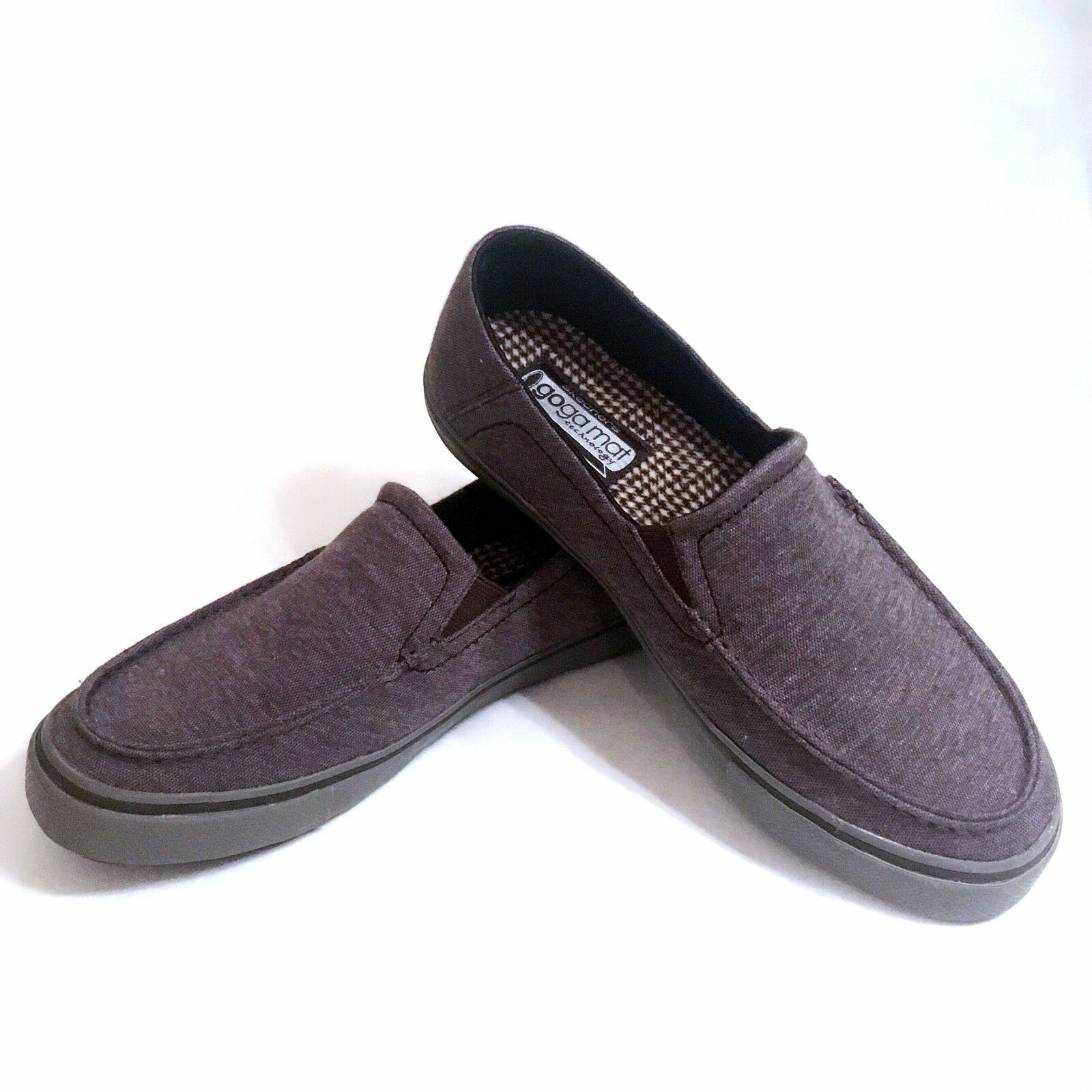 Skechers Go Vulc Slick Brown Men US 9/ /  New shoes for men and women, limited time discount