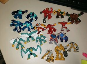 Lot-of-19-Gormiti-Giochi-Preziosi-defferent-Figures-2-034-2-5-034