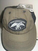 Authentic Duck Commander Dynasty Sage /black Hunting Hat Cap One Size Fit Al