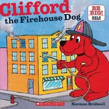 Clifford The Firehouse Dog Clifford 8x8