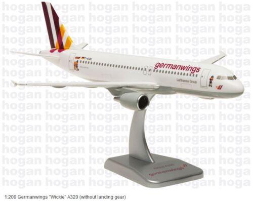 Hogan Wings GW03, Airbus A320, Germanwings Wickie, 1:200