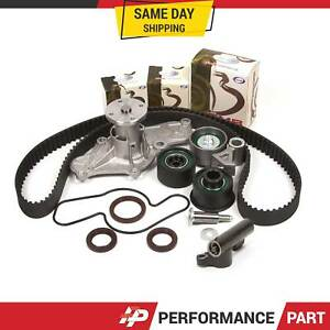 fit Ford Mazda 626 MX-6 Protege Replacement Timing Tools with Water Pump Valve Cover Gasket Kit FS SCITOO Engine Timing Part Belt Set Timing Belt Kits