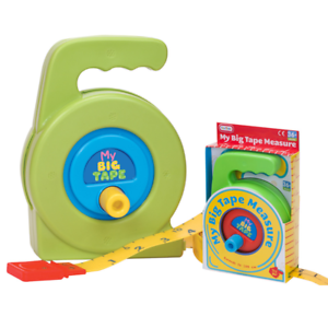 Kids-Tape-Measure-Robust-Educational-Teaching-Toy-Role-Play-Pretend-Dad-Help
