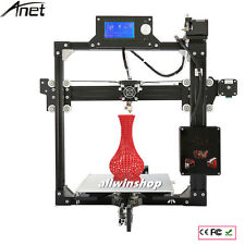 Auto Level Aluminium Structure Anet Prusa X2 3D Printer DIY Bundle 220*270*220UB