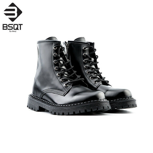BSQT 994 Ankle Work stivali scarpe da ginnastica scarpe Height Increase scarpe Elevator High Top