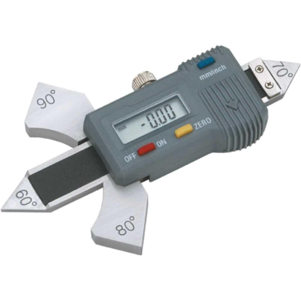 Hausmarke Schweißnahtlehre elektronisch 0 - 20 mm