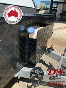 Caravan Diesel Tank Cover