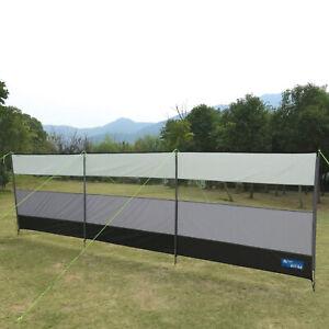 Windschutz-Sonnenschutz-Sichtschutz-Camping-Terasse-Wand-Garten-Markise-500x140