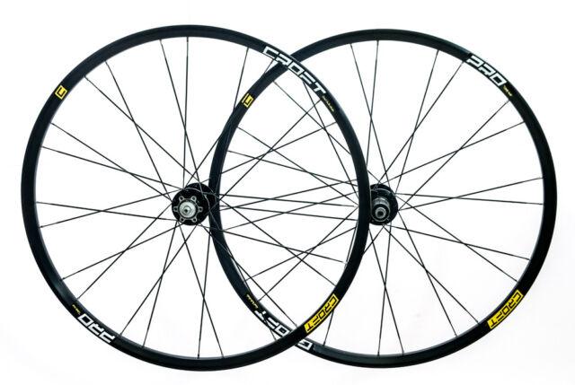 CROFT Pro 29er/700c MTB Bike Disc Wheelset 24/24H QR Shimano/SRAM Compatible NEW