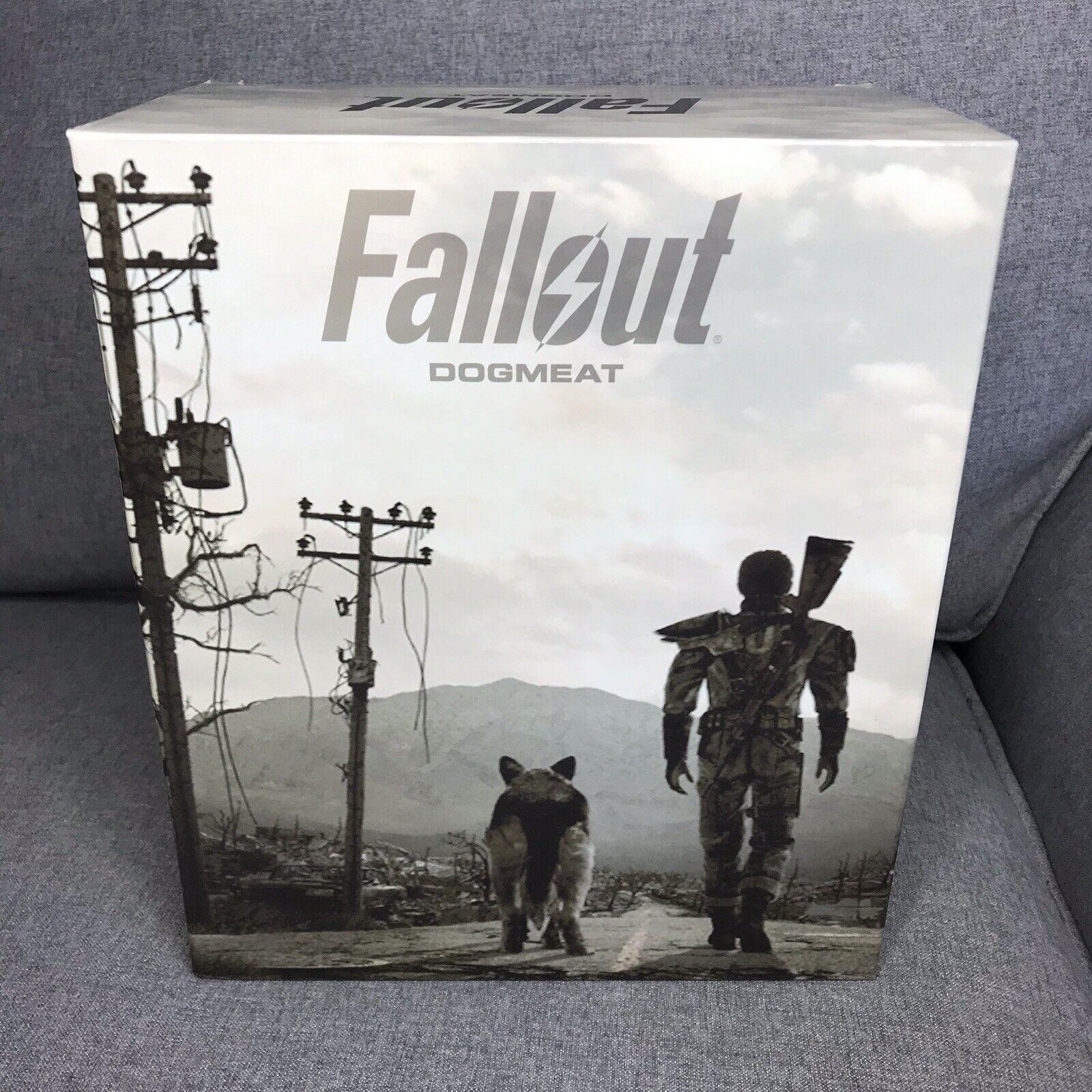 Fallout Dogmeat Statue 1 6 Scale Official Bethesda Dog Companion Figure 7