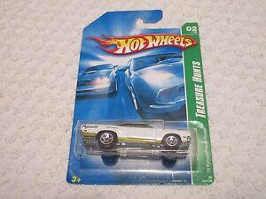 Mattel-Hot-Wheels-Treasure-Hunts-2008-039-70-Plymouth-Road-Runner-Green-amp-White