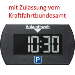PARK-MINI-Elektronische-Parkscheibe-schwarz-Die-Parkscheibe-mit-Zulassung
